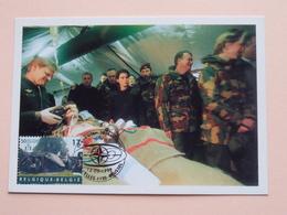 Tente Medicale - Medische Tent ( Belga ) NAVO - OTAN / Anno 1999 België ( Zie/voir Foto's ) ! - Militaria