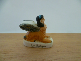 Feve ** Le Sphynx ** La Mythologie Grecque , Grece Antique ,dieu Deesse Grec, Sphinx - History