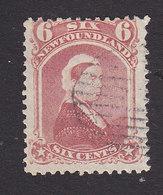 Newfoundland, Scott #35, Used, Victoria, Issued 1868 - 1865-1902