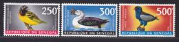 SENEGAL AERIENS N°   65 à 67 ** MNH Neufs Sans Charnière, TB (D4558) Oiseaux - Sénégal (1960-...)