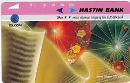 INDONESIA INDONESIEN  INDONESIE - IND P 309-P 308 Hastin Bank 5.000ex. -. MINT RRR - Indonesia