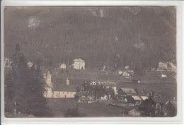 MORGINS 1926 AU CRAYON AU DOS - N/C - MAUVAIS ETAT, ET TRAITS DE CRAYON AU DOS.... - VS Valais