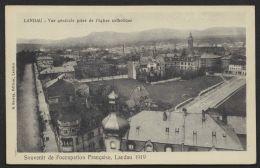 """""""Landau"""", Frz. Okupation, 1919 Gelaufen - Landau"""