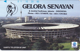 INDONESIA INDONESIEN  INDONESIE - IND P 313-P 309  Gelora Sanayan Stadion 5.000ex. -. MINT RRR - Indonesia