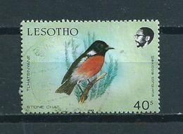 1988 Lesotho Bird,oiseaux,vögel Used/gebruikt/oblitere - Lesotho (1966-...)