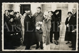 Postcard / ROYALTY / Belgique / Roi Albert I / Koning Albert I / Reine Elisabeth / Koningin Elisabeth / 1933 - Musées