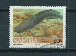 1992 Namibia Vissen,poisson,fish Used/gebruikt/oblitere - Namibië (1990- ...)
