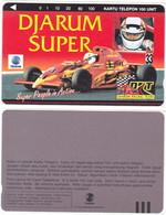 INDONESIA INDONESIEN  INDONESIE - IND P 318-P 315   Djarum Super 5000ex.  -. MINT RRR - Indonesia