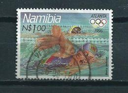 1996 Namibia Olympic Games Atlanta,sport Used/gebruikt/oblitere - Namibië (1990- ...)