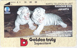 INDONESIA INDONESIEN  INDONESIE - IND P 325-P 325 Golden Truly Superstore -. MINT RRR - Indonesia
