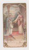 Image Pieuse Souvenir De La Communion Solennelle Faite En L'Eglise Saint-Pierre De Nevers En 1920 - Religion & Esotérisme