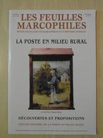 """LES FEUILLES MARCOPHILES : SUPPLÉMENT N° 314 """" LA POSTE EN MILIEU RURAL """" SERVICE POSTAL - Filatelie En Postgeschiedenis"""