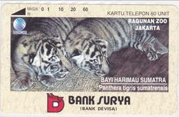 INDONESIA INDONESIEN  INDONESIE - IND P 326-P 326 Bank Surya -. MINT RRR - Indonesia