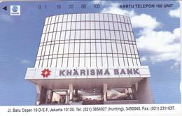 INDONESIA INDONESIEN  INDONESIE - IND P 327-P 324  Kharisma Bank 5000ex. -. MINT RRR - Indonesia