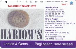 INDONESIA INDONESIEN  INDONESIE - IND P 328-P 327  Hariom S 2- 5.000ex. -. MINT RRR - Indonesia