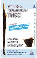 INDONESIA INDONESIEN  INDONESIE - IND P 329-P 328  Lamisil 5.000ex. Mint -. MINT RRR - Indonesia