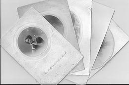 PHOTOGRAPHES à MARSEILLE - Lot De 5 Photographies De La Famille FABRE - XXe - PORT COMPRIS - A Voir ! - Persone Identificate