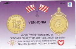 INDONESIA INDONESIEN  INDONESIE - IND P 333-P 329  Venhonia 5.000ex -. MINT RRR - Indonesia
