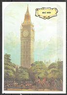 England, London, Big Ben, Unused - Houses Of Parliament