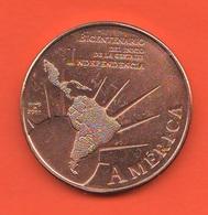 Cuba 1 Peso 2011 - 100° Indipendencia - Cuba