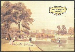 England, London, Buckingham Palace, Unused - Buckingham Palace
