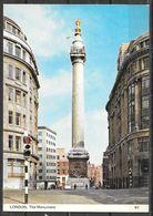 England, London, The Monument, Unused - London