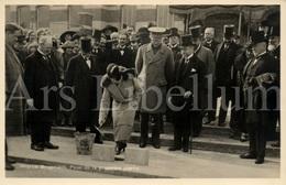 Postcard / ROYALTY / Belgique / Roi Albert I / Koning Albert I / Reine Elisabeth / Koningin Elisabeth / Brugmann / 1923 - Santé, Hôpitaux
