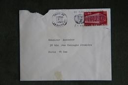 Lettre De FRANCE ( PARIS), Cat CERES : N°1597 - 1961-....