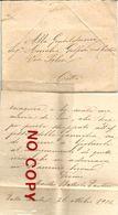 Bologna 26.10.1906, Maestro Battista Dantini, Due Facciate Autografe Firmate, Unita La Busta. - Autografi