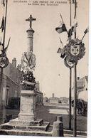 45 Orléans - Les Fêtes De Jeanne D' Arc,La Croix Des Tourelles - Orleans