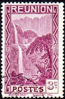 Réunion Obl. N° 163 - Vue -> Bras Des Demoiselles Le 3 Ct Violet - Oblitérés
