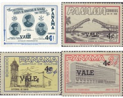 Ref. 171249 * MNH * - PANAMA. 1963. DIFFERENT CONTENTS . MOTIVOS VARIOS - Panama