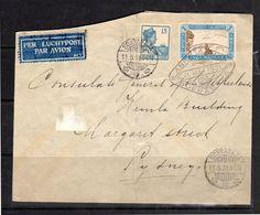 Abel Tasman – Vlucht 11-12 Mei 1931 To Sydney (112) - Nederlands-Indië