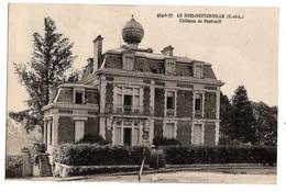 28 EURE ET LOIR - LE BOIS NOTTONVILLE  Château De Pontault - France