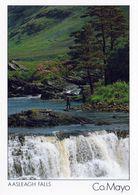1 AK Irland Ireland * Aasleagh Wasserfall In Der Region Connemara Im County Mayo * - Mayo