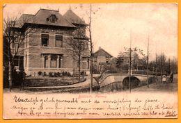 Bussum - Meerweg - Animée - L.C. BOUMAN - 1903 - Bussum