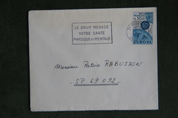 Lettre De FRANCE ( DIJON), Cat CERES : N°1521 - Marcophilie (Lettres)