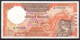 498-Ceylan Billet De 100 Rupees 1982 S32 - Sri Lanka