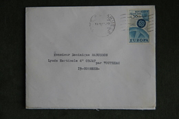 Lettre De POSTE AUX ARMEES, Cat CERES : N°1521 - Marcophilie (Lettres)