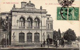 81 - ALBI -1916 - Le Théatre - Albi