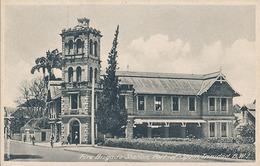 PORT OF SPAIN - FIRE BRIGADE STATION (POMPIER) - Trinidad