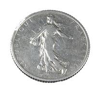 1 Franc - Semeuse  - France - 1910 - TB + - Argent - - H. 1 Franc