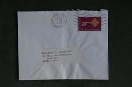 Lettre De FRANCE ( PARIS), Cat CERES : N°1556 - Marcophilie (Lettres)