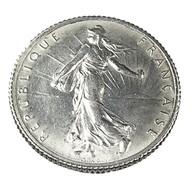 1 Franc - Semeuse  - France - 1916 - Sup - Argent - - H. 1 Franc