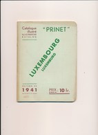 Catalogue De Cotation  Timbres Poste PRINET  Luxembourg Luxemburg  1941 - Andere