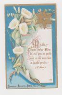 Image Pieuse Souvenir De L'Abbaye D'Igny - Marie Notre Divine Mère... - Religion & Esotérisme