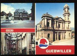 CPM Neuve 68 GUEBWILLER  Multi Vues - Guebwiller