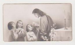 Image Pieuse Souvenir En La Cathédrale St-Cyr à Nevers En 1939 - Religion & Esotérisme