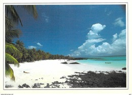 Afrique COMORES Plage De Galawa à Mitsamiouli NGAZIDJA Grande Comore (Editions Du Baobab Cliché Gilles GAUTIER*PRIX FIXE - Comoros