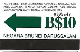 @+ Brunei - Orang Berbudi Kita Berbahasa 10$ - Ref : BN-JAB-0005 - Brunei